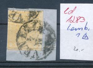 Österreich- Lev. Nr.  1   (ed1283  ) siehe scan vergrößert !