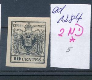Österreich- Lev. Nr.  2 ND *   (ed1284  ) siehe scan vergrößert !