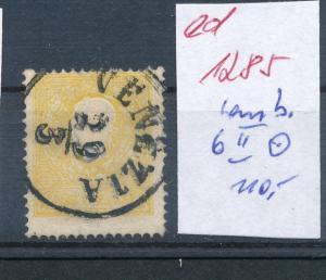Österreich- Lev. Nr.  26 II o   (ed1285  ) siehe scan vergrößert !