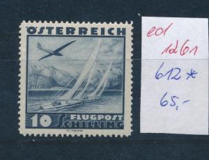 Österreich- Nr. 612  *   (ed1261  ) siehe scan vergrößert !