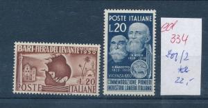Italien Nr.  801-2  **   (ed334  ) siehe scan