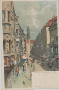 Dresden- alte  Karte    (ka8299  ) siehe scan