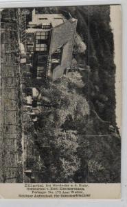 Zillertal   - alte  Karte- BUG   (ka8339  ) siehe scan