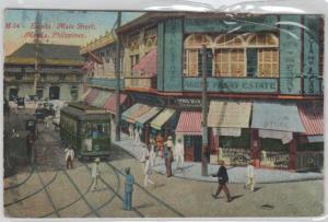 Manila  ......alte Karte     (ka8195  ) siehe scan
