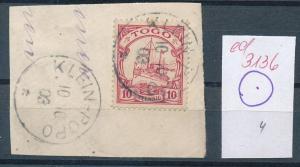 Togo   -netter Stempel     (ed3136  ) siehe scan
