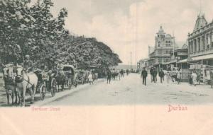 Durban-alte Karte  (ka8907 ) siehe Bild