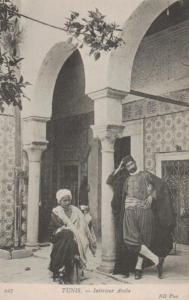 Algerien -alte Karte  (ka9000 ) siehe Bild