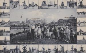 Scheveningen  -alte Karte  (ka9027 ) siehe Bild