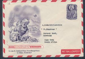 Österreich GS. Kinderdorf....    ( oo7604  ) siehe scan