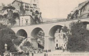 Monaco     .. .. ..alte Karte   (ke465  ) siehe scan