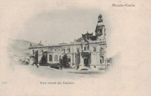 Monaco     .. .. ..alte Karte   (ke461  ) siehe scan