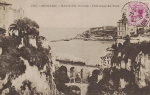 Monaco     .. .. ..alte Karte   (ke457  ) siehe scan