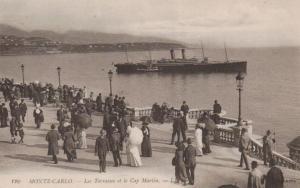 Monaco     .. .. ..alte Karte   (ke439  ) siehe scan