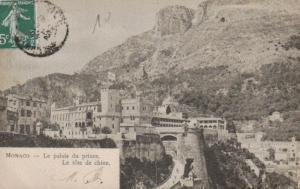 Monaco     .. .. ..alte Karte   (ke435  ) siehe scan