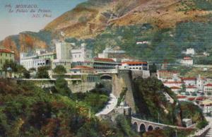 Monaco     .. .. ..alte Karte   (ke421  ) siehe scan
