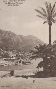 Monaco     .. .. ..alte Karte   (ke419  ) siehe scan