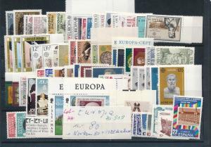 Thema-EUROPA  1980   Lot  **   (zu919  ) siehe scan