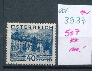 Österreich Nr. 507   **  (ed3937  ) siehe scan