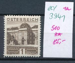 Österreich Nr. 510  (ed3941  ) siehe scan
