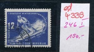 DDR Nr. 246 I  o   (ed4339  ) siehe scan