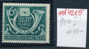 D.-Reich Nr. 904 I    **   (ed4215  ) siehe scan