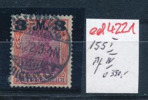 D.-Reich Nr. 155 I  /IV   o   (ed4221  ) siehe scan