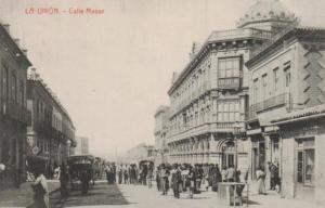 Calle Major- alte Karte.....   (ka9245  ) siehe scan