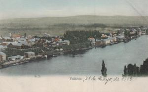 Valdiva - alte Karte.....   (ka9249  ) siehe scan