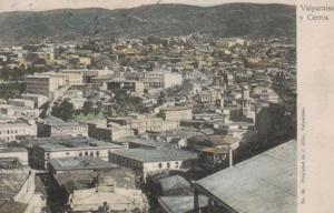 Valparaiso - alte Karte.....   (ka9251  ) siehe scan
