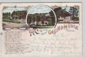 Grundmühle ...alte Karte   (ke3195  ) siehe scan