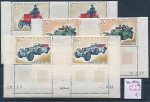Motiv Auto  Lot Mali ** mit Steegen   (zu1107  ) siehe scan