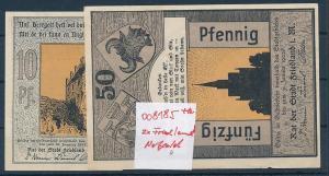 Notgeld Friedland  (oo8185   ) siehe scan