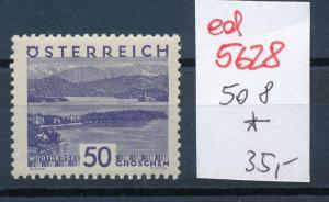 Österreich Nr.  508  *     (ed5628   ) siehe scan