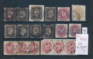 AD- Preussen - Lot  o   (oo8293  ) zur Sicherheit-unterschiedlich-siehe scan