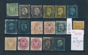 AD- Preussen - Lot  o   (oo8299  ) zur Sicherheit-unterschiedlich-siehe scan