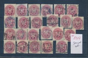 AD- Preussen - Lot  o   (oo8307  ) zur Sicherheit-unterschiedlich-siehe scan