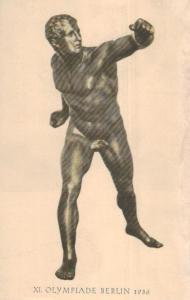 Motiv- Olympia 1936    ....-alte Karte     (ke 637  ) siehe scan
