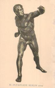 Motiv- Olympia 1936    ....-alte Karte     (ke 639  ) siehe scan