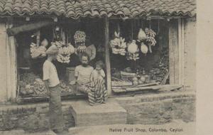 Colombo   .....-alte Karte    (ka_08689  ) siehe scan