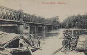 Colombo    .....-alte Karte    (ka_08719  ) siehe scan