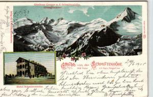 Schmittenhöhe .... .- alte Karte  (ke5229   ) siehe scan