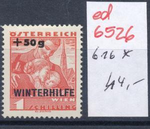 Österreich Nr.616  *..    (ed6526  ) siehe scan