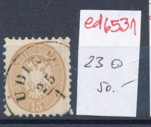 Österreich -Lev. 23 o    (ed6531  ) siehe scan