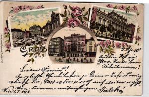 Gruss aus Wien....alte Karte    (ke_05309  ) siehe scan