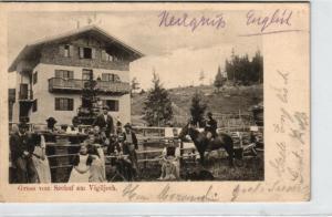 Seehof Vigiljoch  ....- alte Karte   (ke5677  ) siehe scan