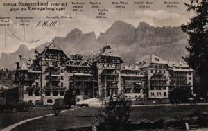 Südtirol .....- alte Karte   (ke5739  ) siehe scan