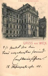 Wien...- alte Karte   (ke5745  ) siehe scan