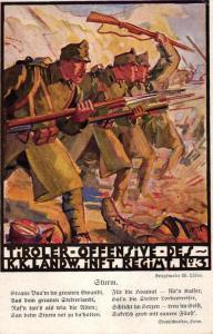 Tiroler Offensive...- alte Karte   (ke5747  ) siehe scan