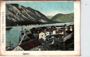 Cattare  ...alte Karte   (ke5577  ) siehe scan