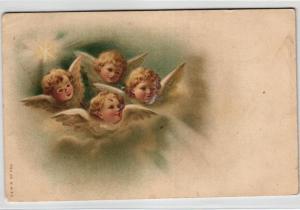 Engel ....alte Karte.....  (ke6369    ) siehe scan